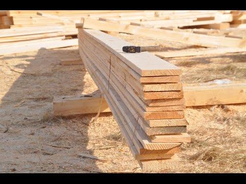 Строительство дома из бруса, г. Кострома