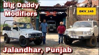 Modified Gypsy   Or   Land Cruiser   Bumper   Big Daddy Modifiers   Jalandhar   Punjab   DKV_145