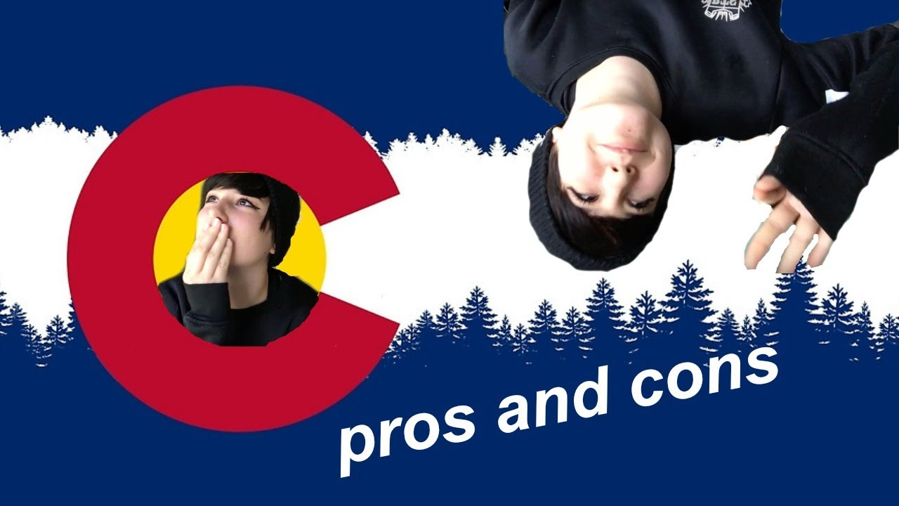Nice PROS AND CONS OF LIVING IN COLORADO