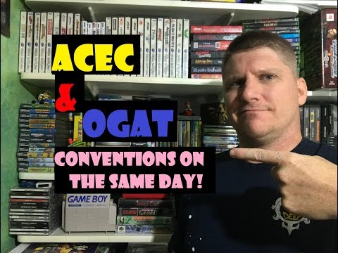 O&E #79  - 2 Conventions On The Same Day!