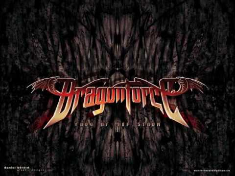 Dragon force- Black winter night + lyrics
