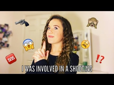 I WAS INVOLVED IN A SHOOTING|| Kennedy Huff