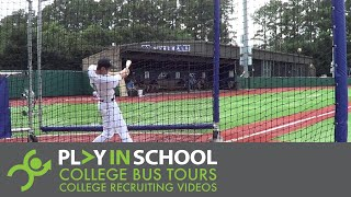 Vance Anderson   Hitting - BIC Power Prospect - Duke - www.PlayInSchool.com YouTube Videos