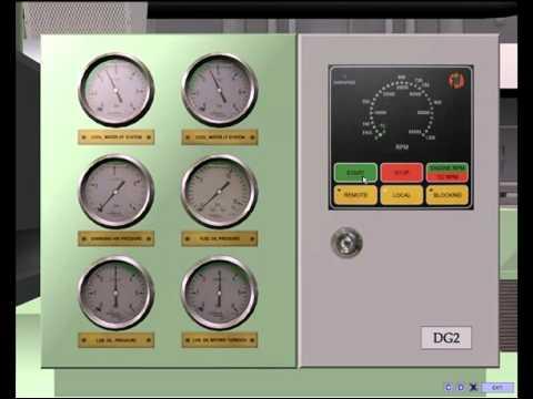 Virtual engine room miwb doovi for 3d room simulator