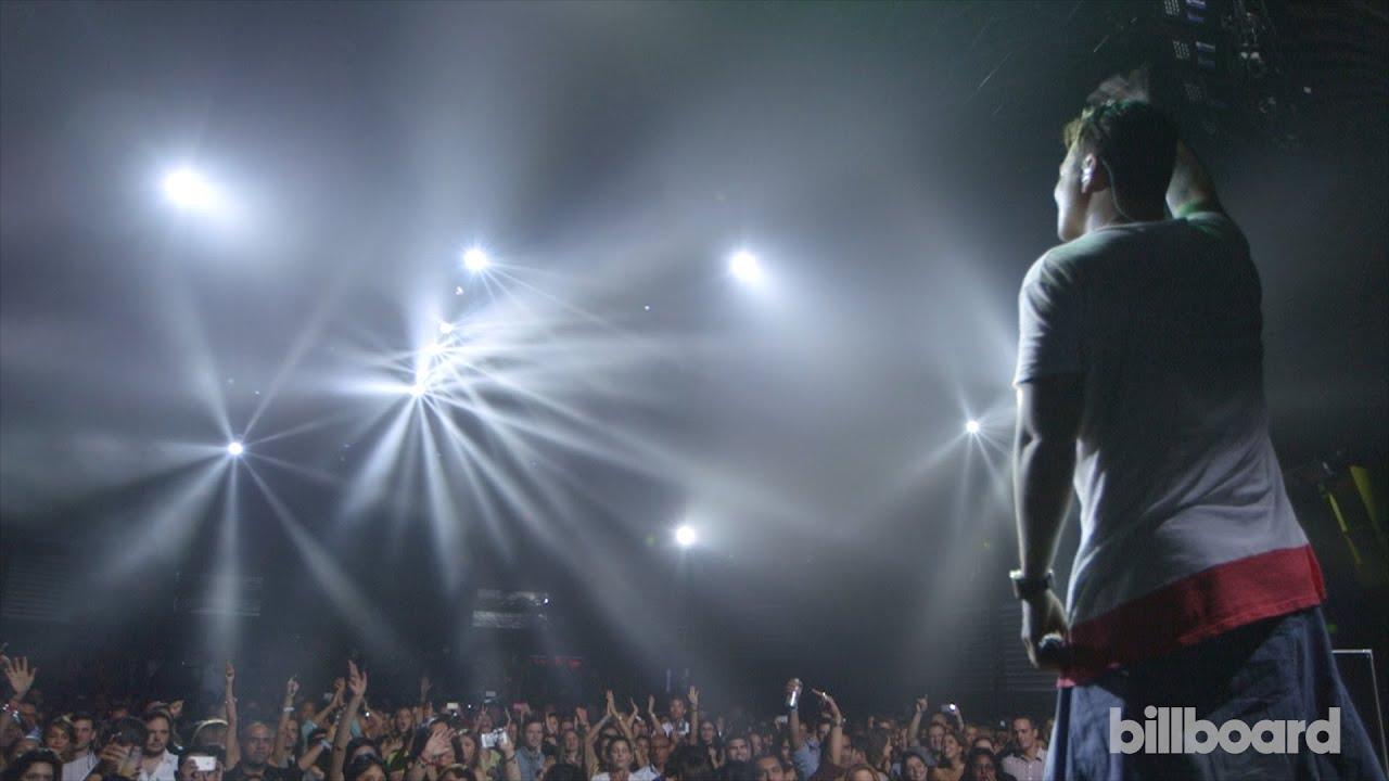 """Download J. Balvin """"Ay Vamos"""" Live @ Billboard En Vivo"""