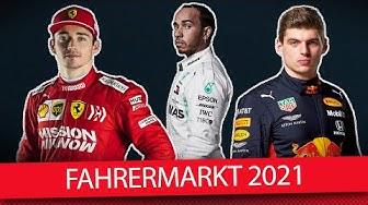 Folgen für den F1-Fahrermarkt 2021: Wer wechselt wohin? - Formel 1 (Talk)