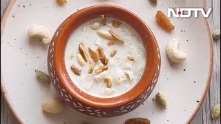 How To Make Payesh | Easy Payesh Recipe Video