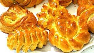 10 ПРОСТЫХ ФОРМ ДЛЯ БУЛОЧЕК \  ФОРМЫ БУЛОЧЕК \Shape buns