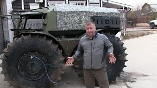 Соляра должна быть в баке! А не на штанах! Diesel fuel has to be in a tank! But not on trousers!