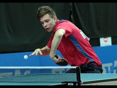 Vladimir Sidorenko vs Meng Fangbo | 2018 European Youth Championships