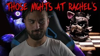 Those Nights at Rachel's 2: RELOADED | WHAT THE FU...