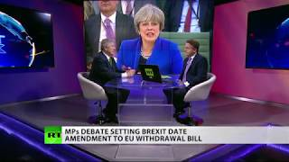 May: There could be a delay on Brexit only in 'exceptional circumstances'