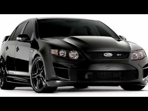 Ford Fpv Gt Concept Boss   Cv  Mkgf On