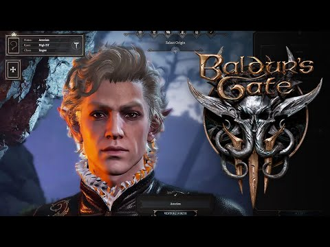 Baldur's Gate 3 - Official First LIVE Gameplay Demo | PAX East 2020