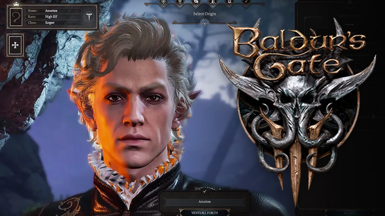 Baldur S Gate 3 Official First Live Gameplay Demo Pax East 2020 Youtube