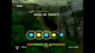 Rapala Fishing Frenzy 2009 Gameplay - Lake of the Ozarks