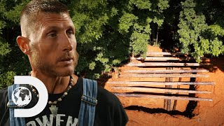 Moonshiners Accidentally Create a Toxic Underground Bunker | Moonshiners