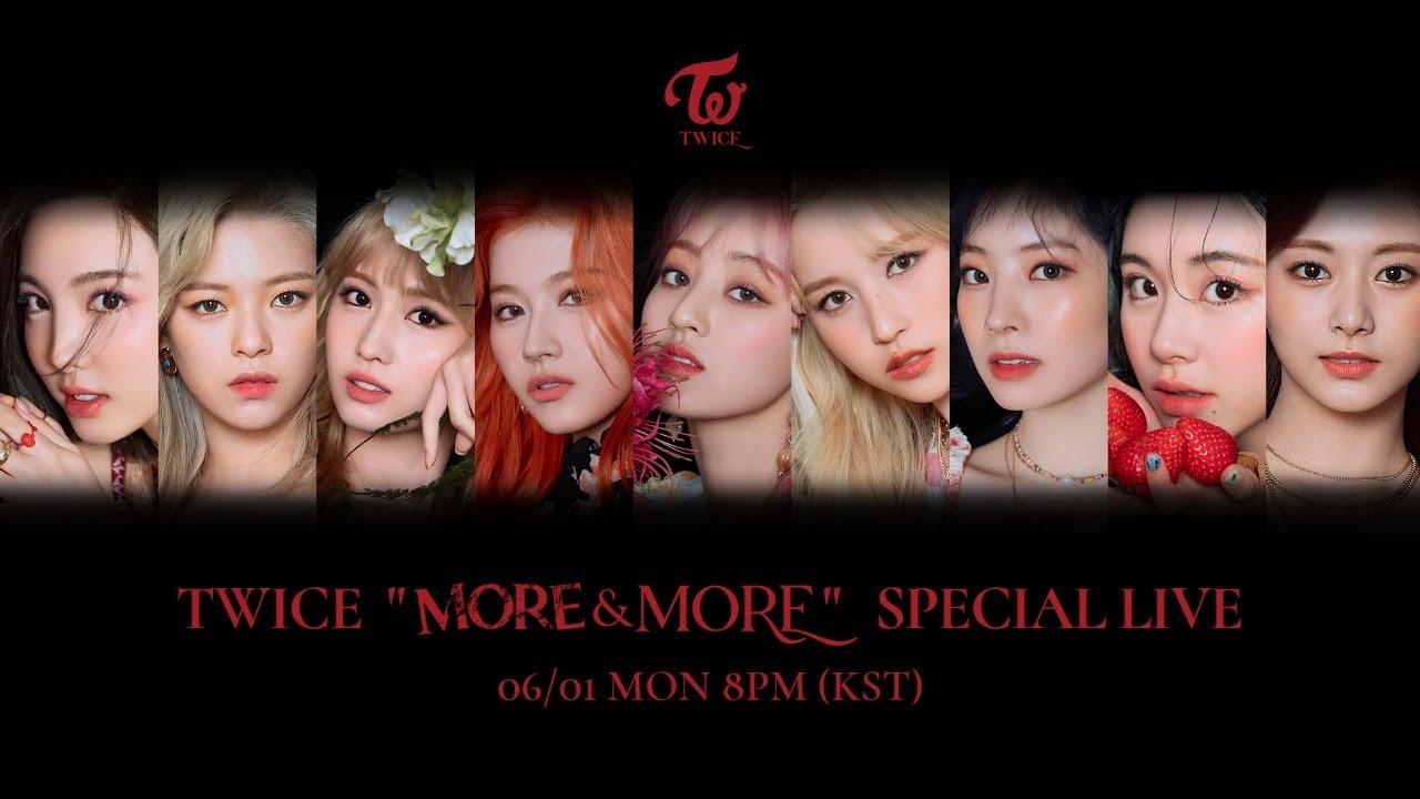 More&more twice アルバム