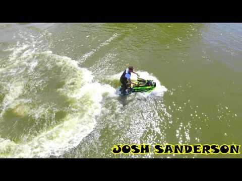 Josh Sanderson Training