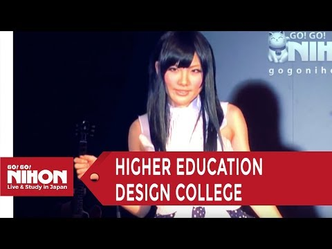 Higher Education at YDC: Yokohama Design College (横浜デザイン学院) - Presented by Go! Go! Nihon