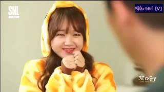 SNL Korea Vietsub Em gái 3 phút I O I 1 3