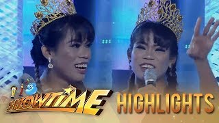 It's Showtime Miss Q and A: Elsa Droga's funny stint