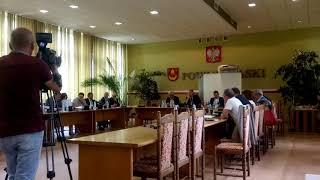 LII sesja Rady Powiatu Łaskiego 2
