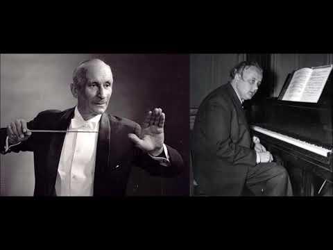 "Brahms ""Piano Concerto No 1""Erik Then-Bergh/Karel Ancerl"