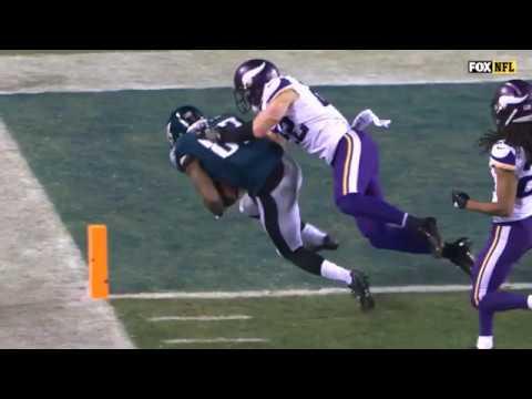 Nick Foles Converts Incredible Flea Flicker to Torrey Smith!   Vikings vs. Eagles   NFL