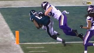 Nick Foles Converts Incredible Flea Flicker to Torrey Smith! | Vikings vs. Eagles | NFL thumbnail