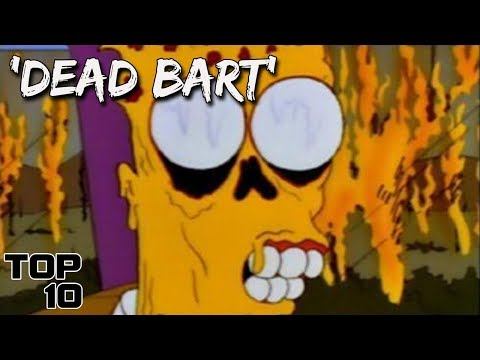 Top 10 Scary Simpsons Theories