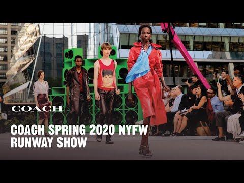 Coach Spring 2020 New York Fashion Week Runway Show Mp3
