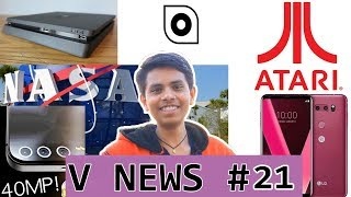 V News #21 - Samsung Smart glasses, LG Judy, Huawei P20 Plus, 100 new planets, Pixel 2 /XL