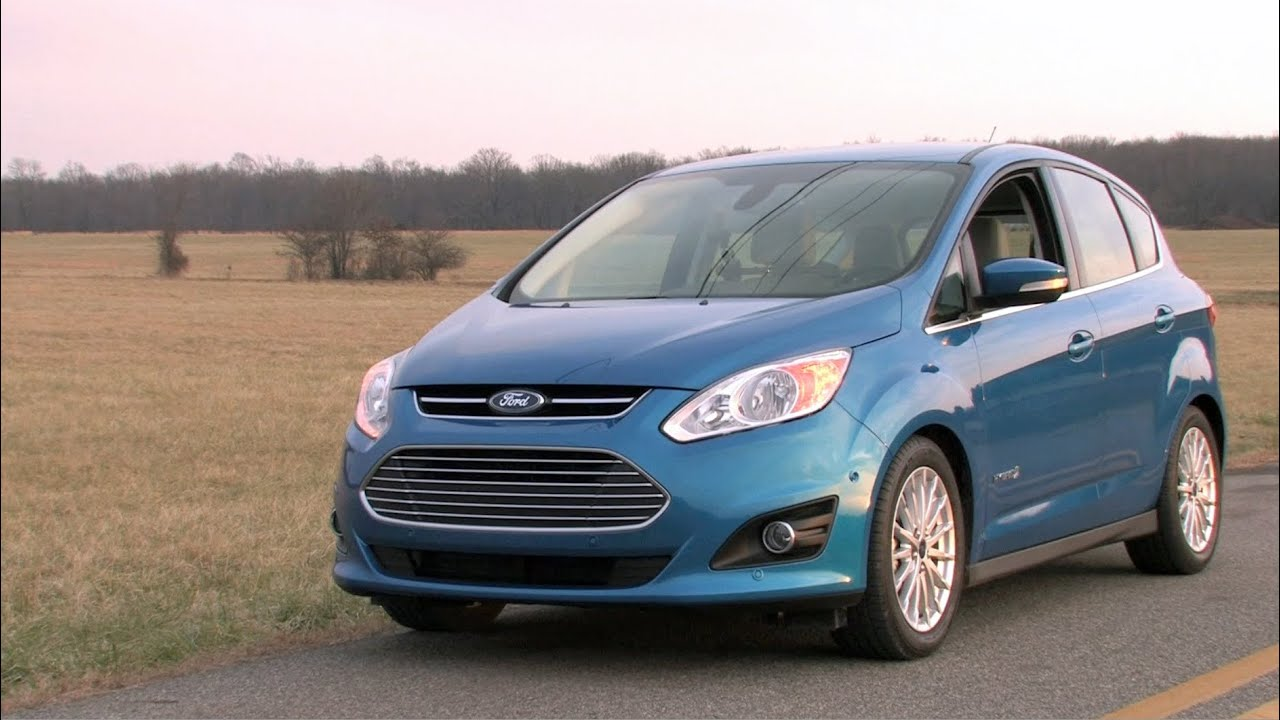 2017 Ford C Max Hybrid Review 0 60 Road Test Mpgomatic