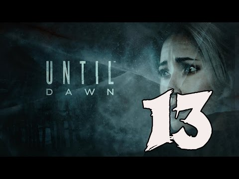 Until Dawn - Gameplay Walkthrough Part 13: The Old Hotel
