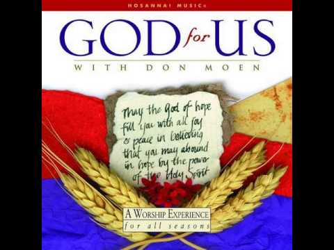 07 Awesome God-Don Moen