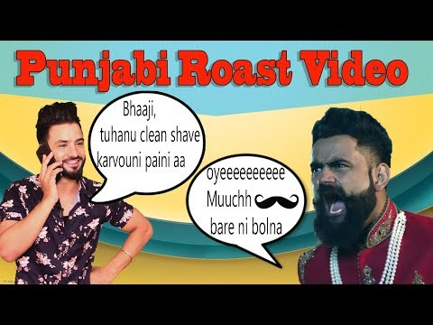 Amrit Maan | Pariyaan Toh Sohni | Punjabi Roast phone call in | Aman Aujla