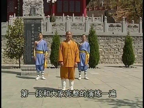 Shaolin 18 Arhat skills-Thiếu lâm La Hán thập bát thủ