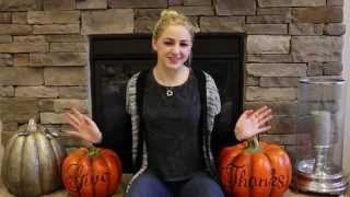 What Chloe Lukasiak was Obsessed with this Fall