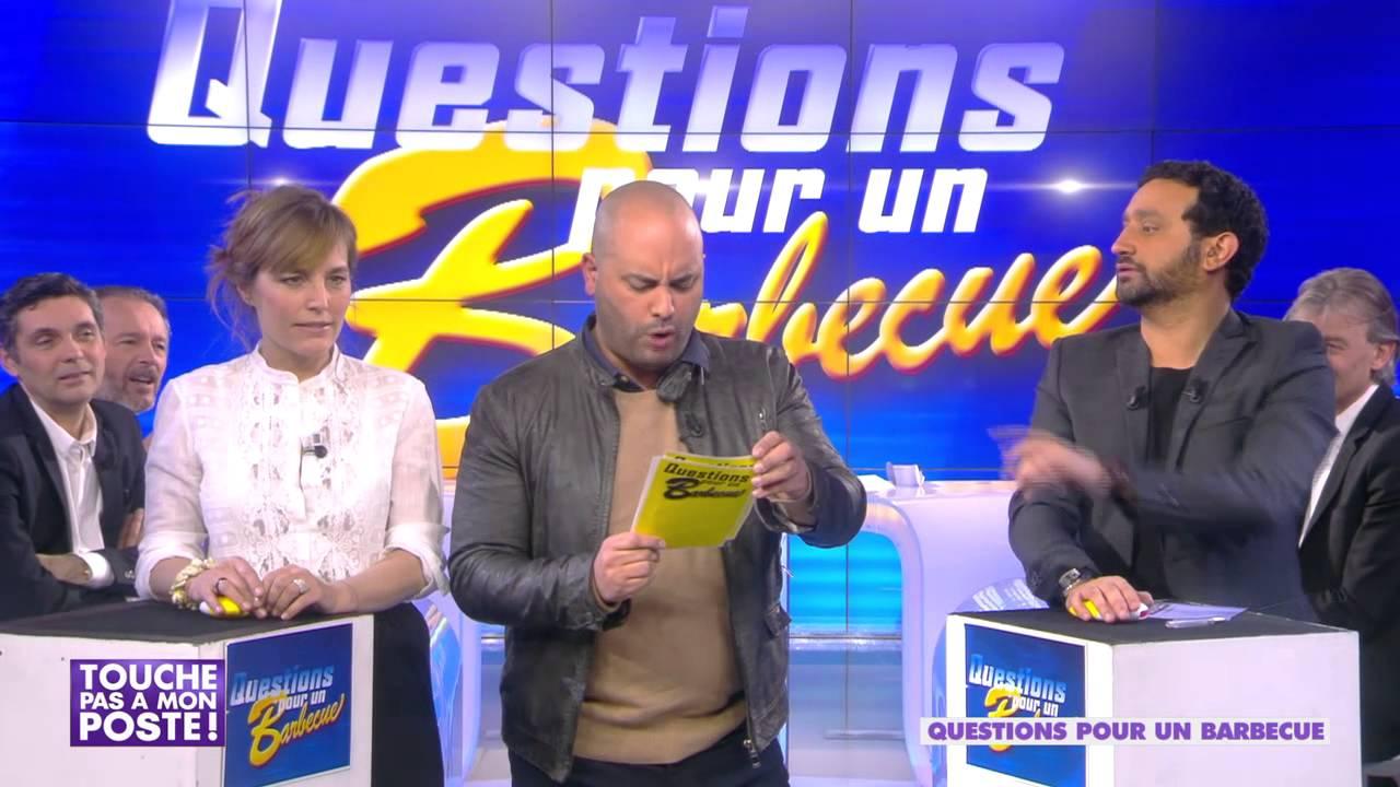 Questions pour un barbecue entre Cyril Hanouna et Sophie Duez - TPMP