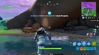 Jugando con subs-Fortnite directo de noche