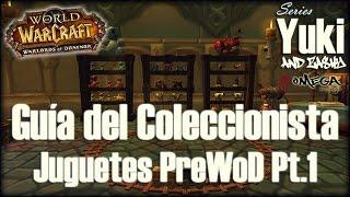 Guía del Coleccionista - Juguetes PreWoD | Parte 1
