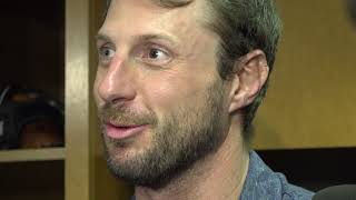 """Max Scherzer feels """"really good"""" ahead of Game 7"""