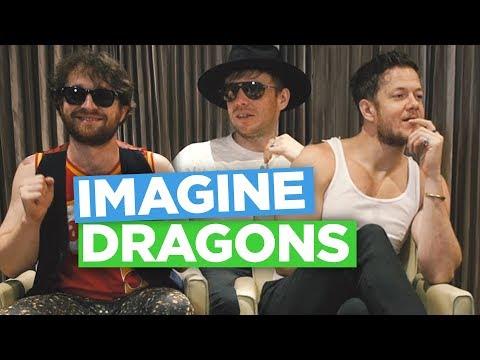 Jogo da Amizade com Imagine Dragons