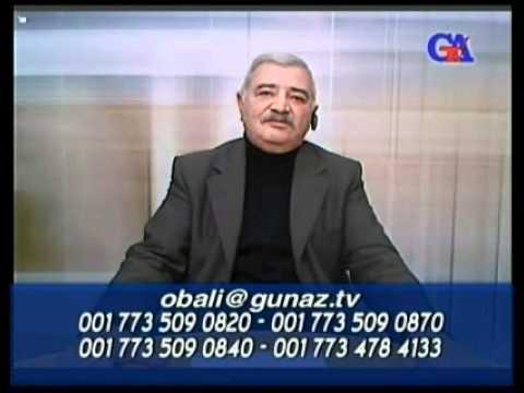 4 Noyabr 2009 Cavad Ismayilbeyli Firuddin Agasioglu Biz kimik 1 ci hisse