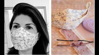 Mascara Para Fazer Em Casa – Molde 3D Confortável