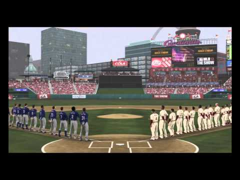 MLB 13: The Show - Opening Day 2015