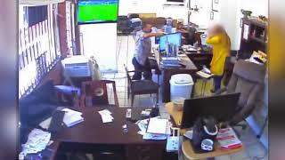 Santa Ana PD seeks serial robber caught on video