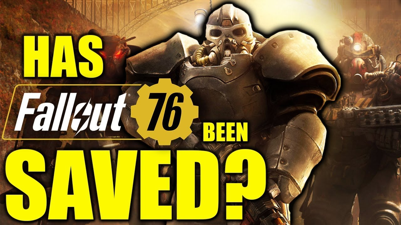 Did Wastelanders Save Fallout 76? - Our Thoughts & Review for the Wastelanders Update/DLC thumbnail