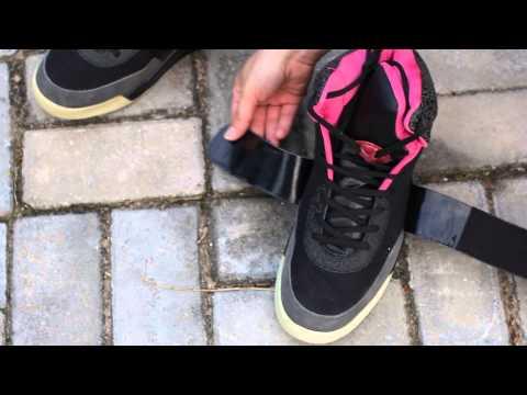 Nike Kanye West Air Yeezy 1 Black/Pink From yeezyshopping